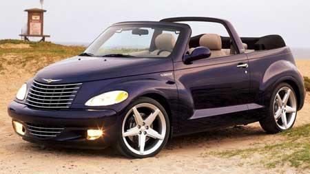 pt cruiser cabrio convertible accessories. Black Bedroom Furniture Sets. Home Design Ideas