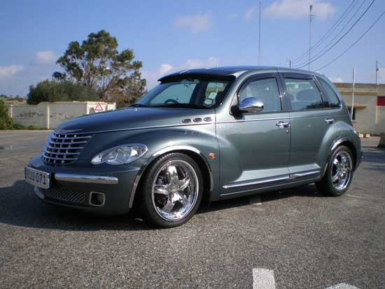 Chrysler Pt Cruiser Parts And Accessories