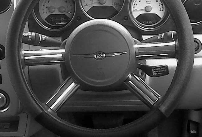 2005 pt cruiser convertible owners manual